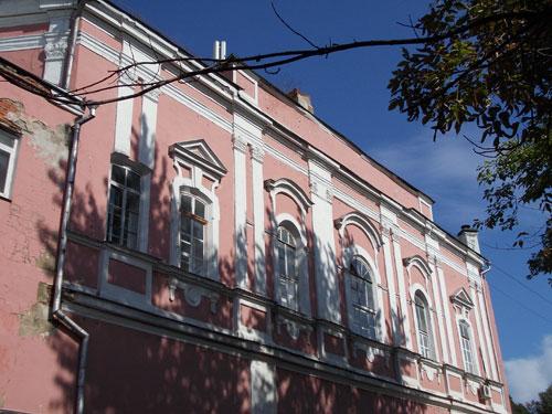 Церковь на улице Покровке, дом 26, строение 1