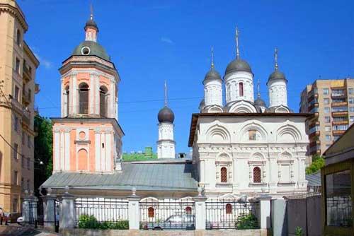 Храм святого апостола Иоанна Богослова на Бронной