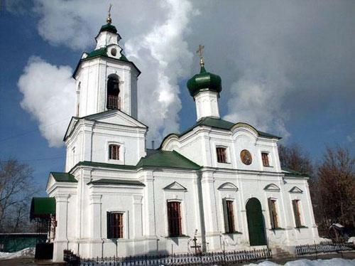 Храм Димитрия Ростовского в Очакове