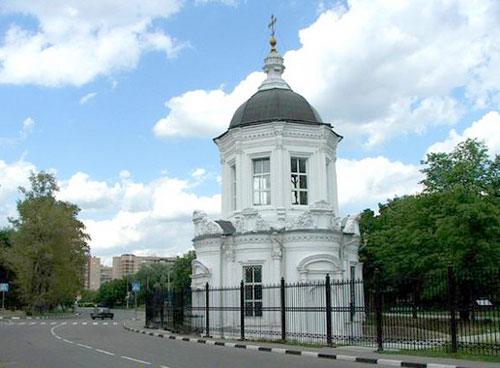 Храм иконы Божией Матери «Знамение» в Перове