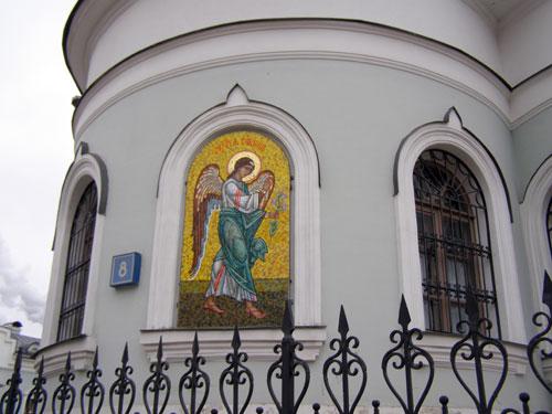 Храм в 1-ом Тружеников переулке, дом 8
