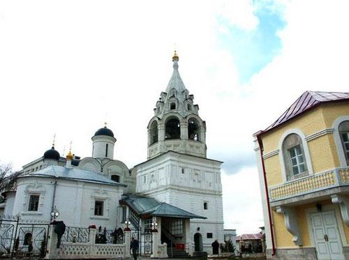 Храм великомученика Никиты на Гончарной улице