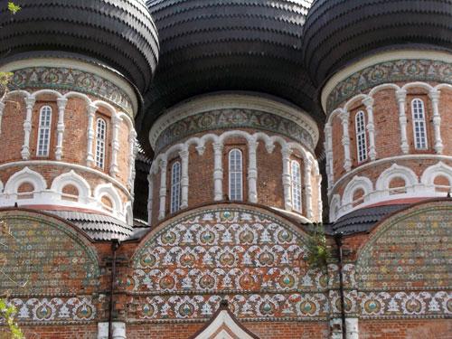 Храм Покрова Пресвятой Богородицы в Измайлово