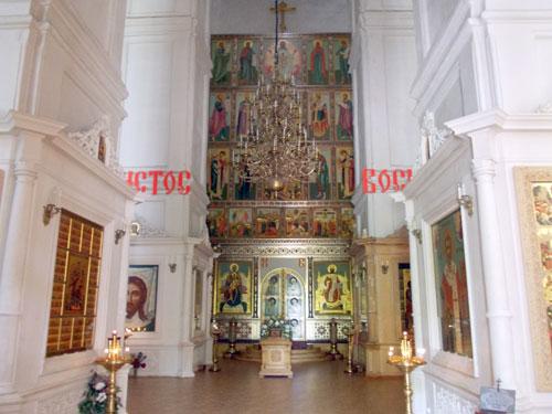 Церковь Покрова в Измайлово