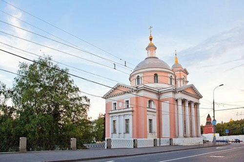 Храм Святой Великомученицы Варвары на Варварке