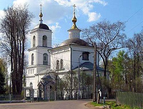 Храм Владимирской иконы Божией Матери в Куркино