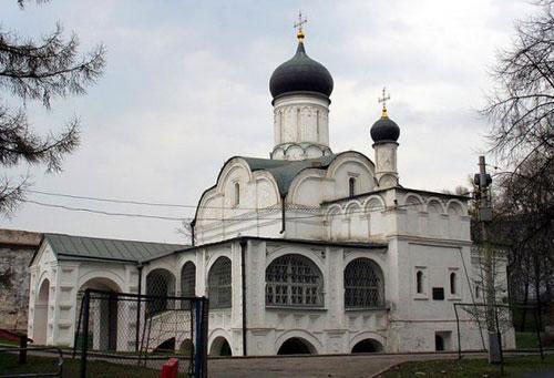 Храм Зачатия Праведной Анны что в Углу