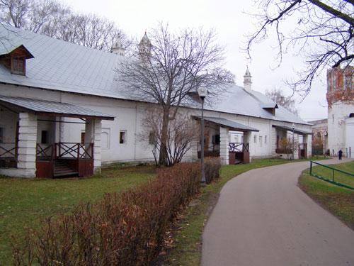 Новодевичий монастырь - Певческие палаты