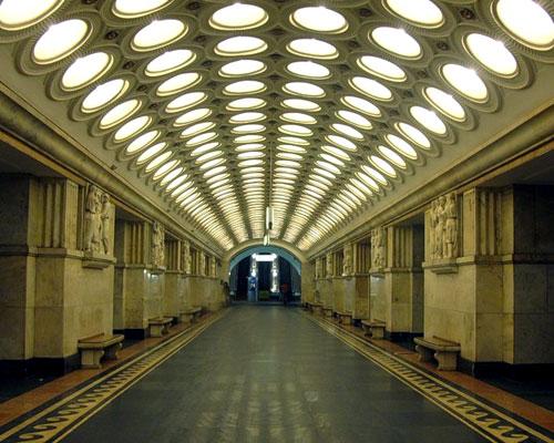 Электрозаводская станция метро