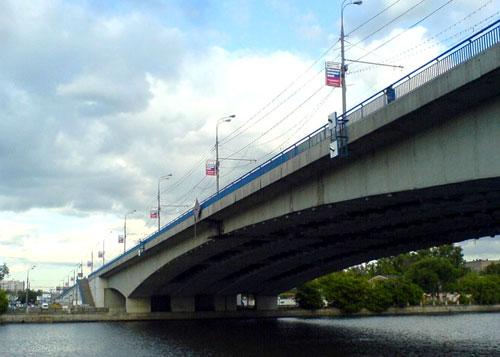 Автозаводский мост в Москве