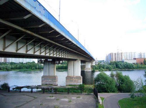 Братеевский мост в Москве