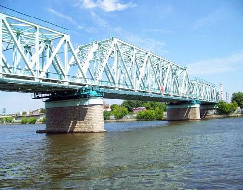Даниловский (Кожуховский) мост