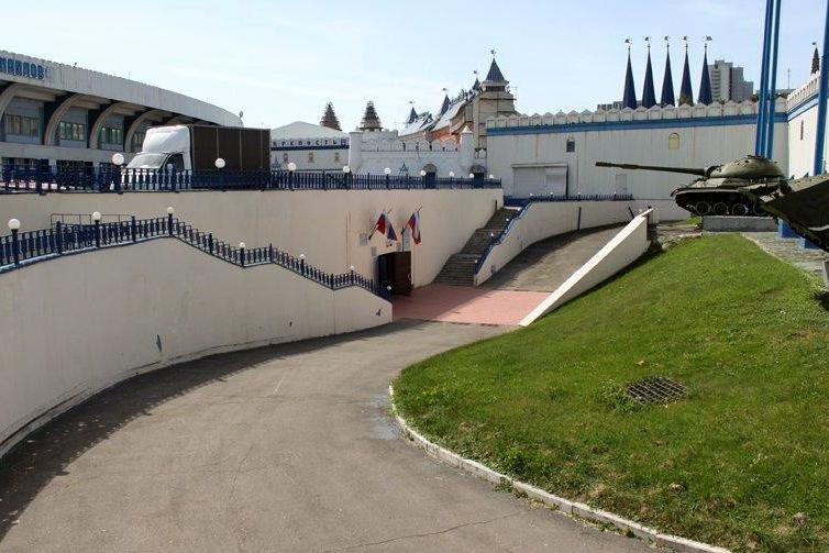 Подземный бункер Сталина в Измайлово в городе Москве