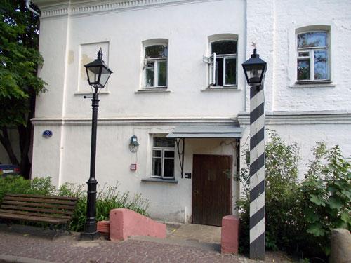 Музей Огни Москвы в Армянском переулке в Москве