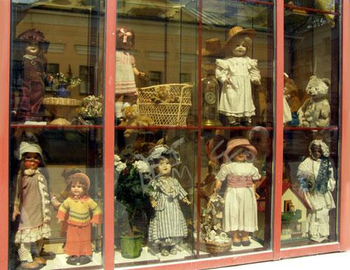 Музей уникальных кукол на улице Покровка, 13