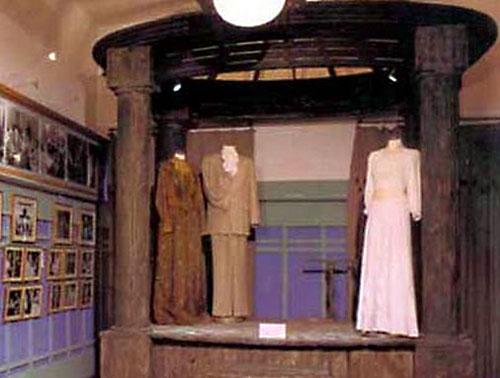 Коллекция музея МХАТ в Камергерском переулке