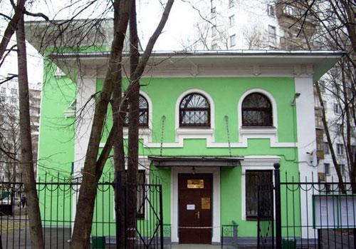 Музей наивного искусства в Москве