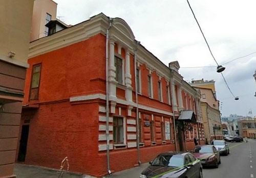 Музей народной графики в Москве