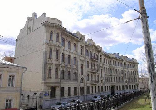 Музей пограничных войск в Москве