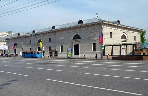 Музей истории города Москвы