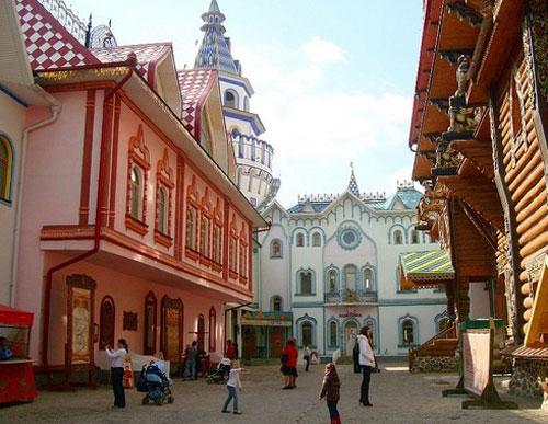 Музей истории водки в Москве
