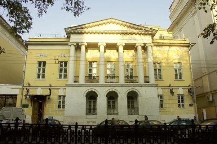 Музеи москвы на карте