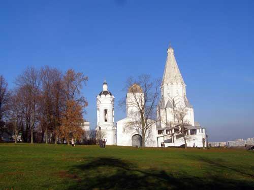 Коломенское. Храм Вознесения Господня. Фото 2