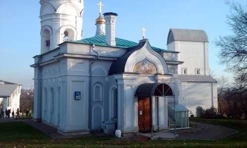 Коломенское. Церковь святого Георгия с колокольней. Фото 4