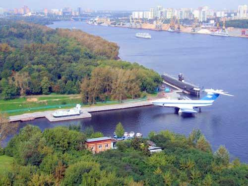Музеи военно-морского и торгового флота в Москве.