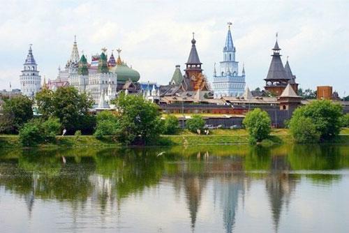 Кремль в Измайлово (Измайловский Кремль) в Москве