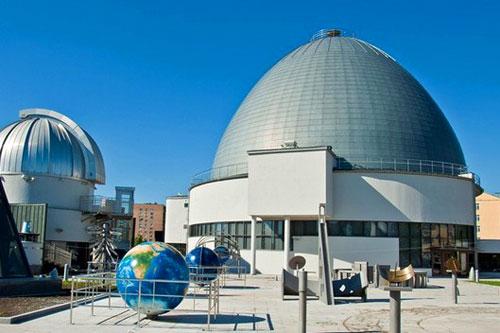 Московский планетарий после реконструкции