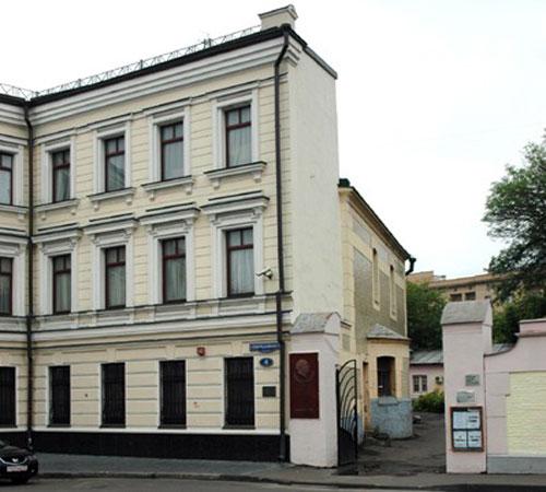 Музей-квартира А.Н. Толстого в Москве