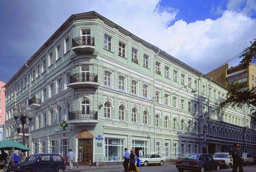 Музей Андрея Белого в Москве