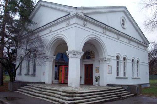 Музей анимации на ВВЦ-ВДНХ в Москве