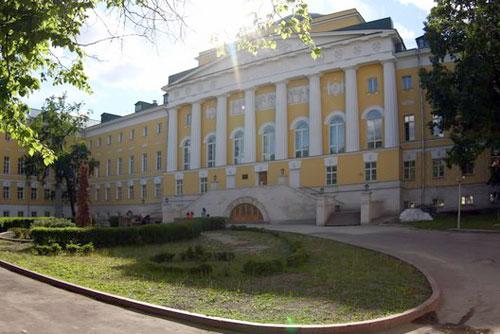 Музей антропологии МГУ