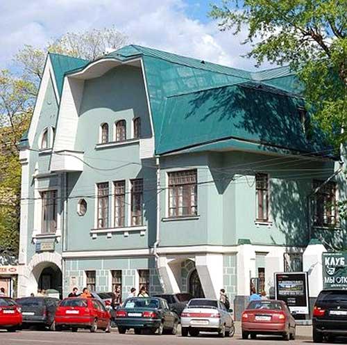 Дом-музей Брюсова в Москве - Музей Серебряного века