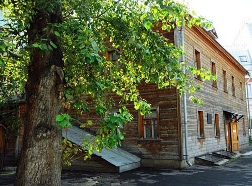 Государственный музей Есенина в Москве