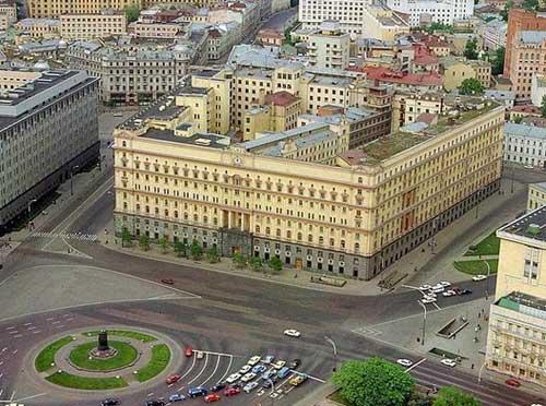 Музей ФСБ-КГБ в Москве на Лубянке