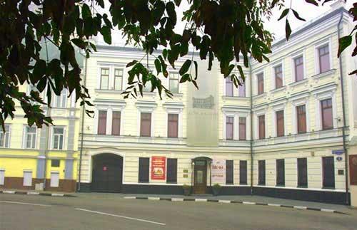 0140ca16fd60 Затем в доме № 4 изысканная картинная галерея «Новый Эрмитаж»  http   www.lissitzky.ru pages publishers.php, где часто выставляются  произведения русских ...