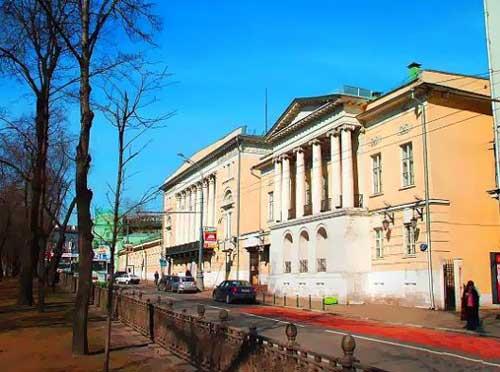 Государственный музей искусства народов Востока в Москве
