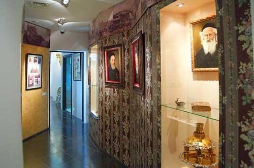 Музей истории евреев (еврейский музей) в Москве