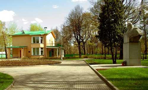Дом-музей академика С. П. Королёва в Москве