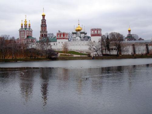 """Музей """"Новодевичий монастырь"""" в Москве"""