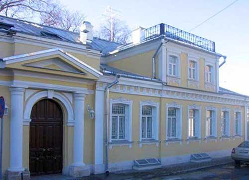 Музей Тропинина и московских художников в Москве