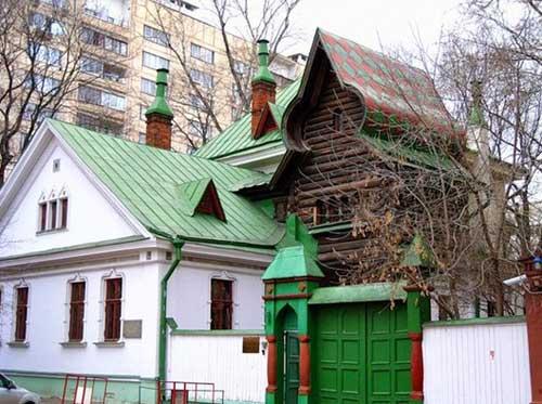 Дом-музей Васнецова Виктора Михайловича в Москве