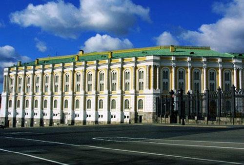 Музей Оружейная палата в Москве