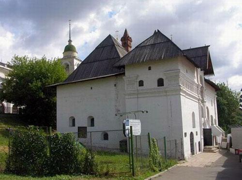Музей Английское подворье в Москве