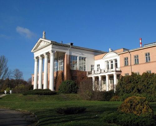 Главный ботанический сад РАН им. Н.В. Цицина в Москве
