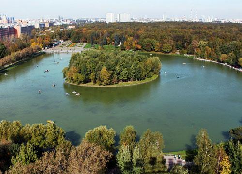 Измайловский природно-исторический парк в Москве