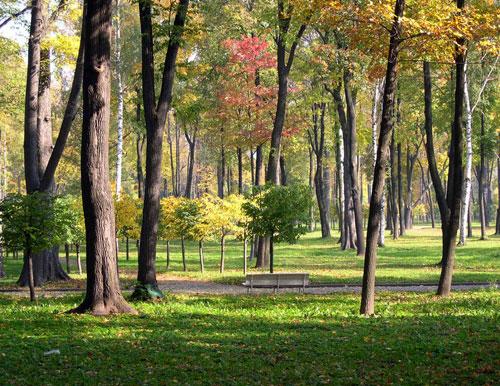 Парк «Останкино» (Останкинский) в Москве